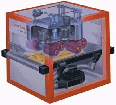 Masina automata pentru slefuire - model PRO1100 PRO1400-0