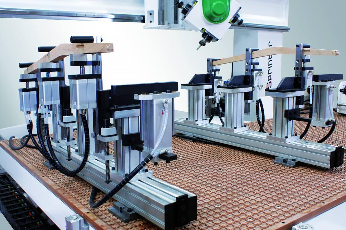 CNC pentru scaun - model Sprinter R3