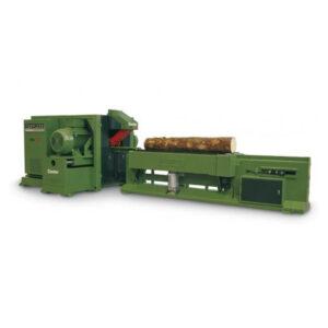 Canter pentru linia de debitat busteni - PGS 350-450 R