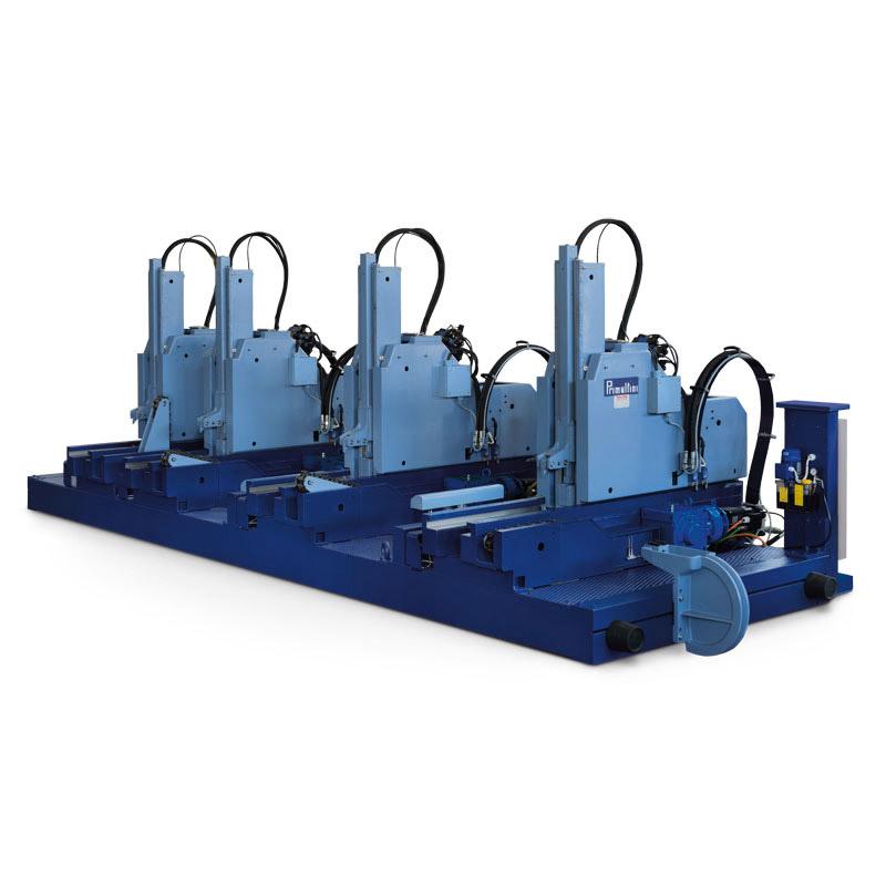 Carucior hidraulic cu morse independente model CFN