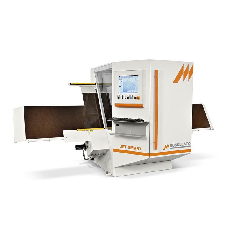 Centrul automat de gaurire și canelare - JET SMART