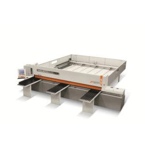 Circular automat pentru panouri cu sistem de prindere și CN - AXO 400 - AXO 500 HD