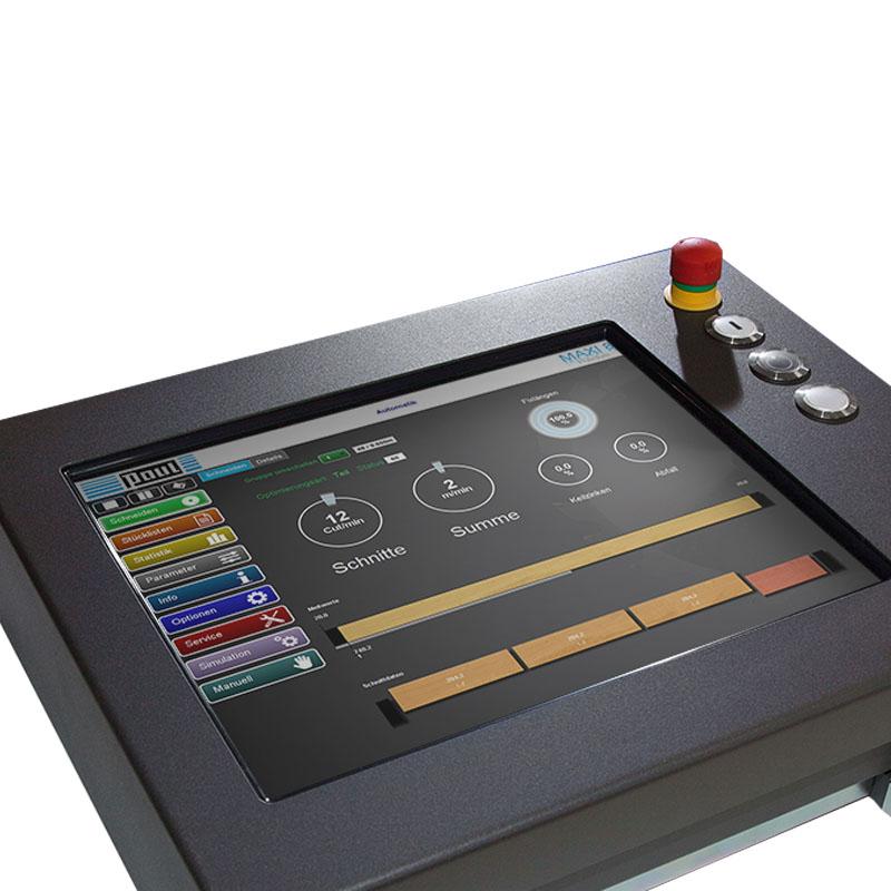 Controler linii optimizare si tivire - MAXI 8 Control