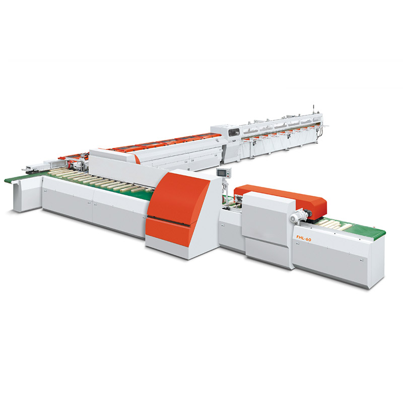 Linie automata de imbinat in dinti - model FHL60CE