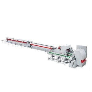 Linie automata de imbinat in dinti - model FL03