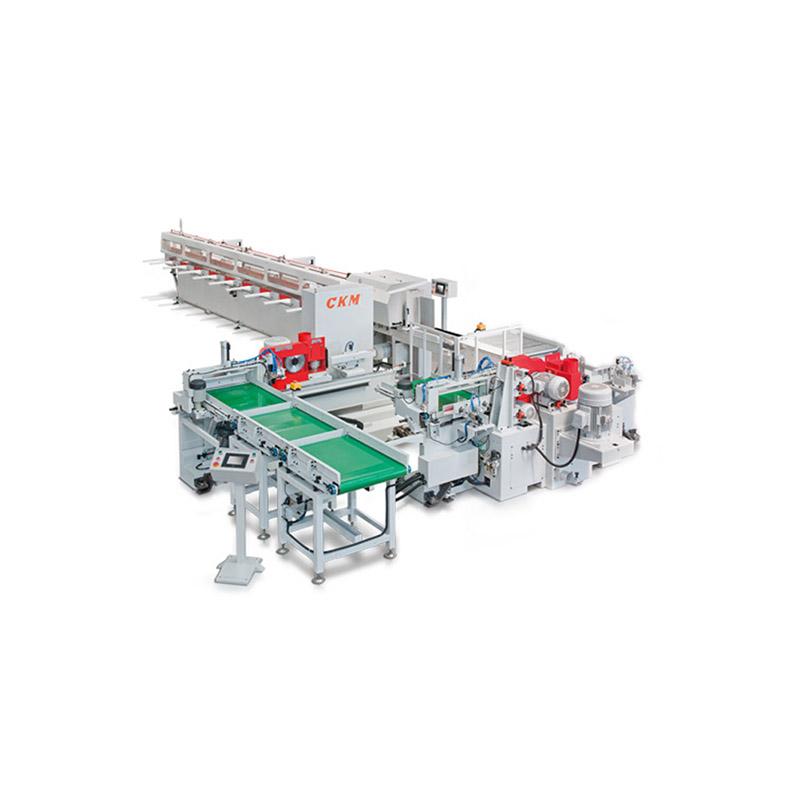 Linie automata de imbinat in dinti - model FL08