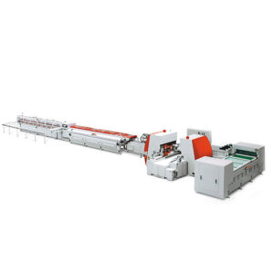 Linie automata de imbinat in dinti - model FL12