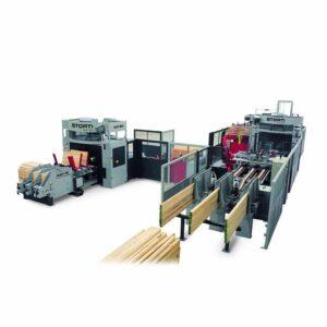 Linie productie paleti cu 2 si 4 cai - model Flex 50/170/270 M