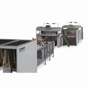 Linie productie paleti - model GSI 150 SV M GSI 270 PV M