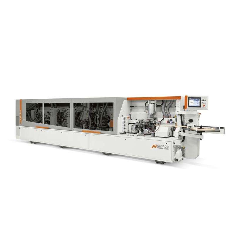 Masina automata de aplicat cant - FLEXA 607