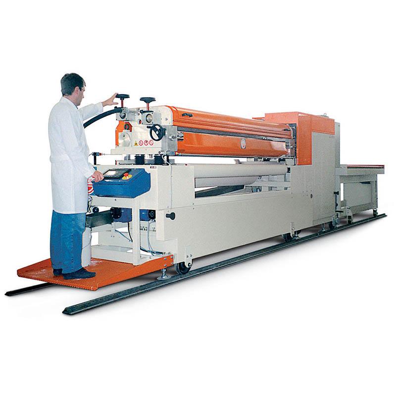 Masina de aplicat cu role - G02/05 HC