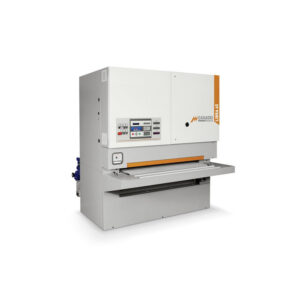 Masina de calibrat si slefuit cu 3 capete operationale - LIBRA 65