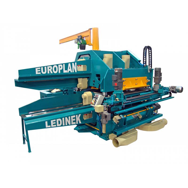 Masina de rindeluit grinzi model Europlan 1000