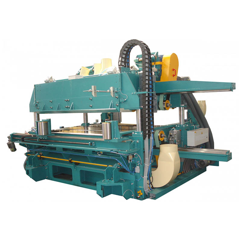 Masina de rindeluit grinzi - model Superles 2300 2V