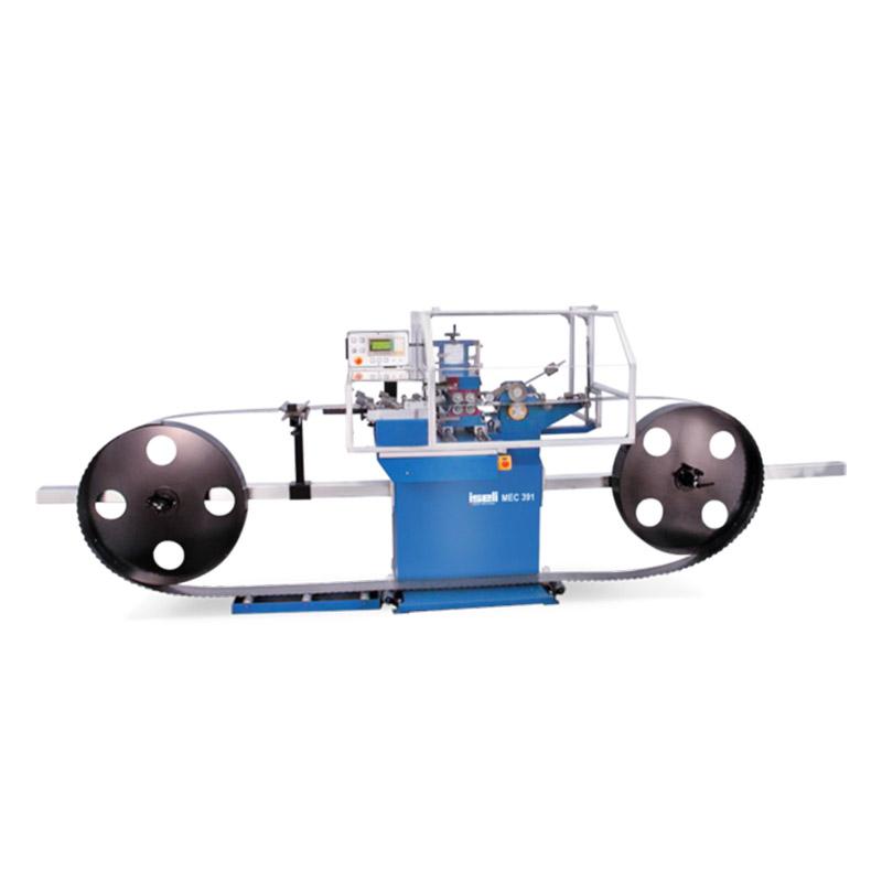 Masina de turtit dinti - model MECOMAT 391
