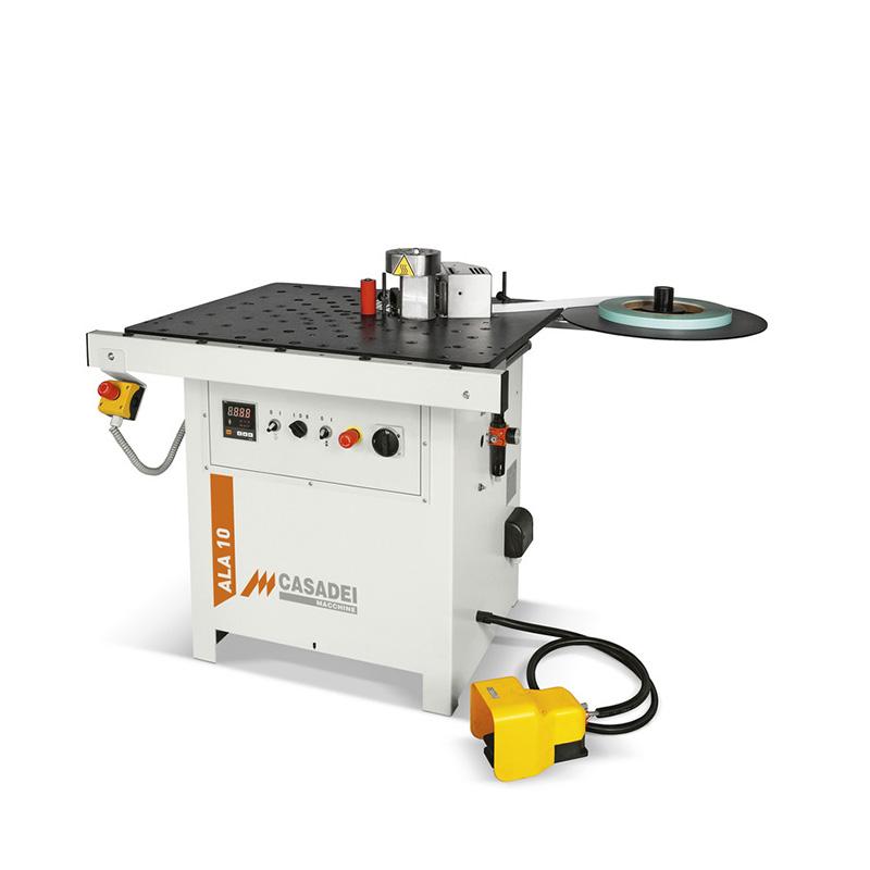 Masina manuala de aplicat cant - ALA 10