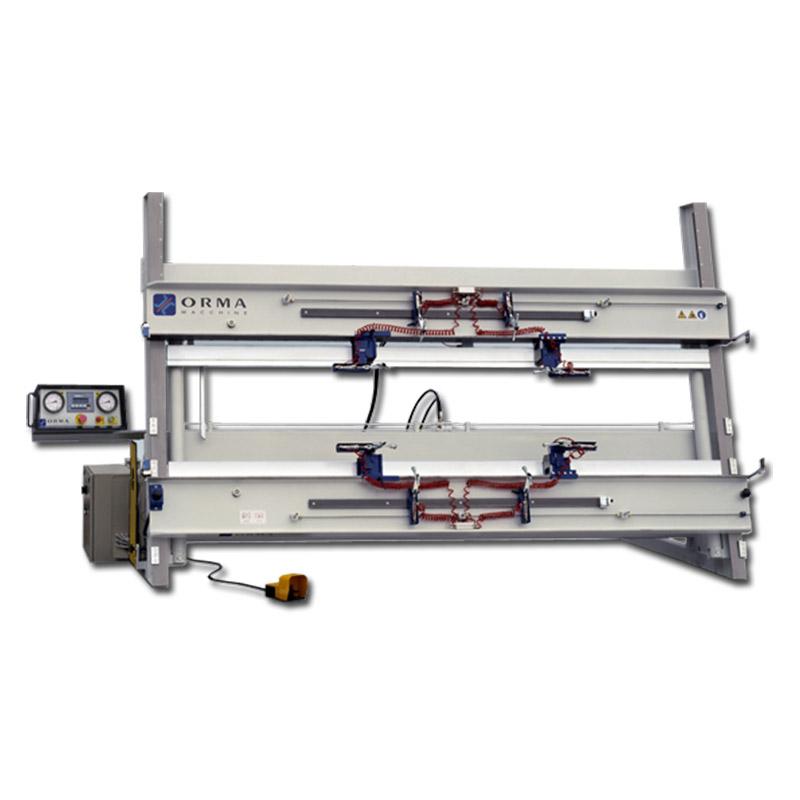 Presa verticala hidraulica pentru usi si ferestre - model Futura