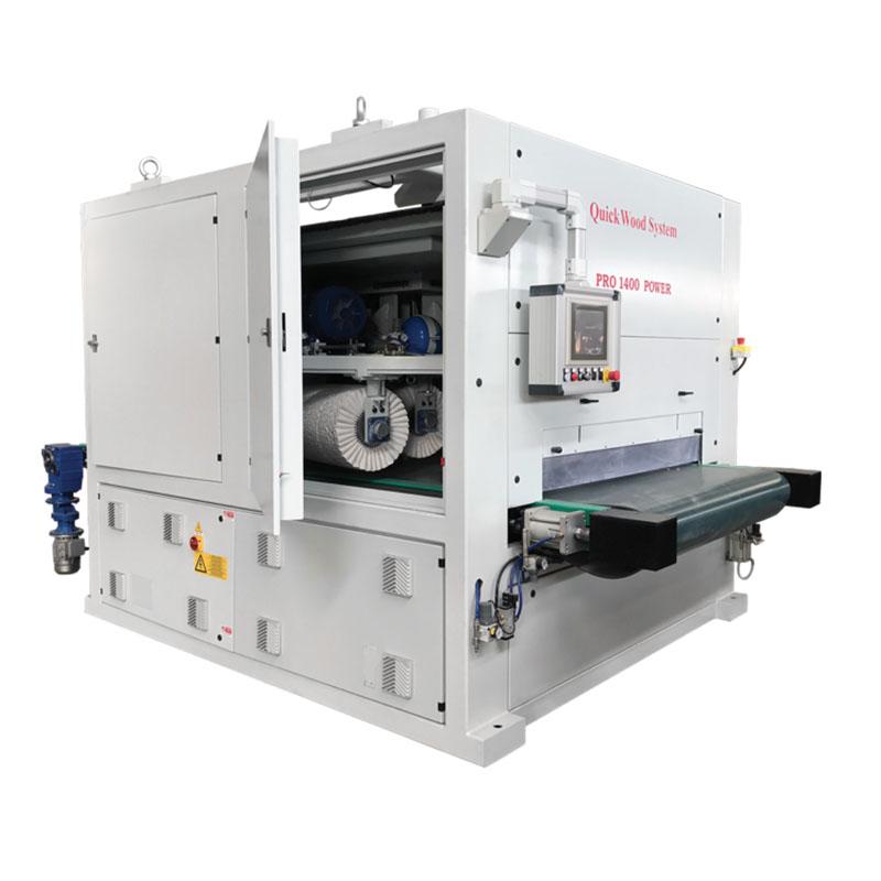 Quickwood PRO 1400 power