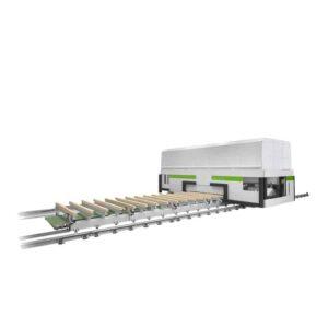 CNC pentru productie CLT - UNITEAM CLT 400