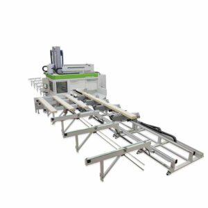 CNC-uri pentru glulam