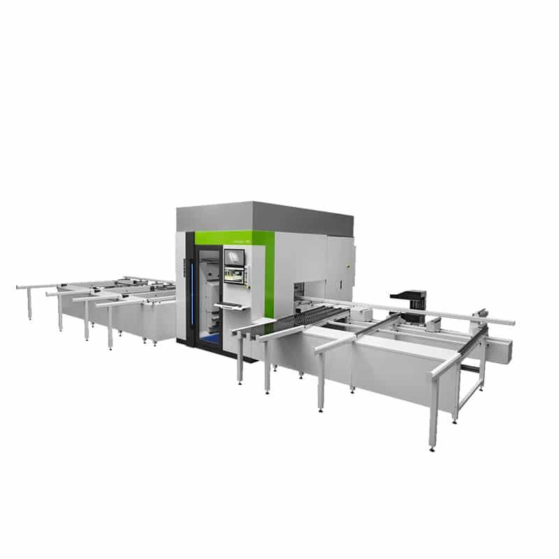 CNC pentru productie glulam - UNITEAM RC