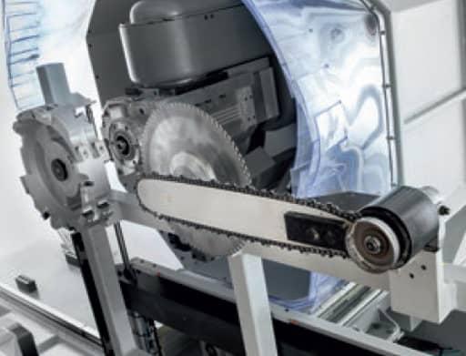 CNC productie pereti CLT - UNITEAM E MIX