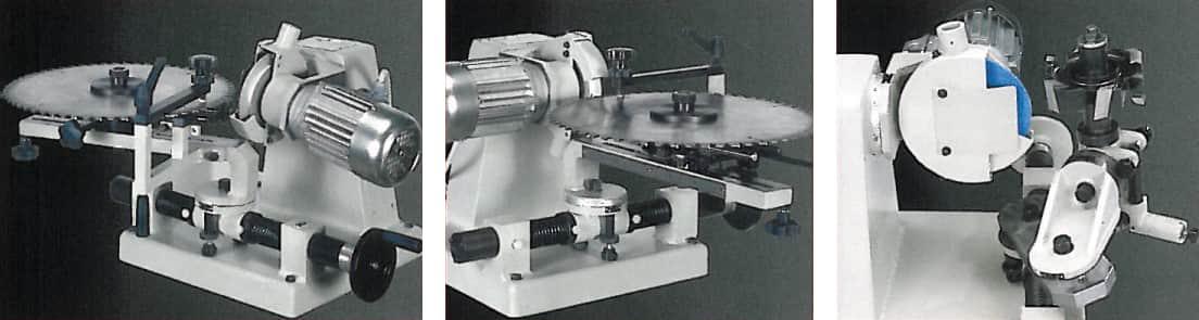 Masina de ascutit panze circular manuala - July 600