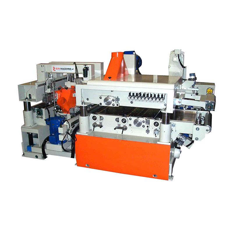 Masina de rindeluit grinzi - model KSA Super HydroFS