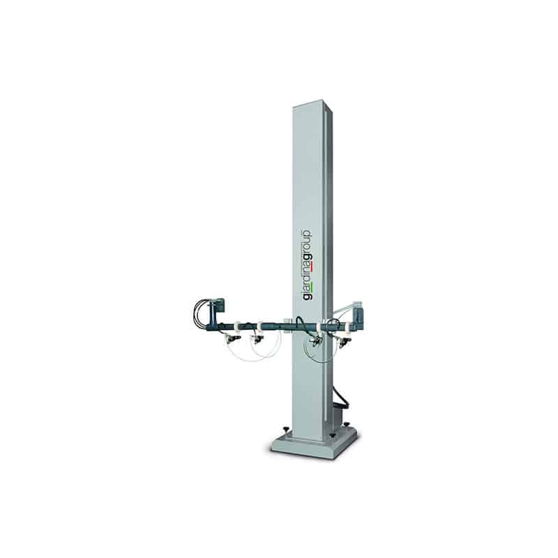 Reciprocator vertical pentru vopsirea prin pulverizare