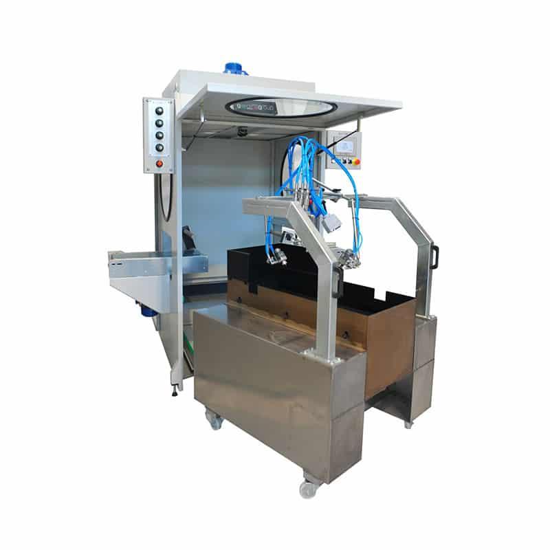 Robot de vopsire prin pulverizare - 1VE-300