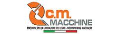 cm macchine logo