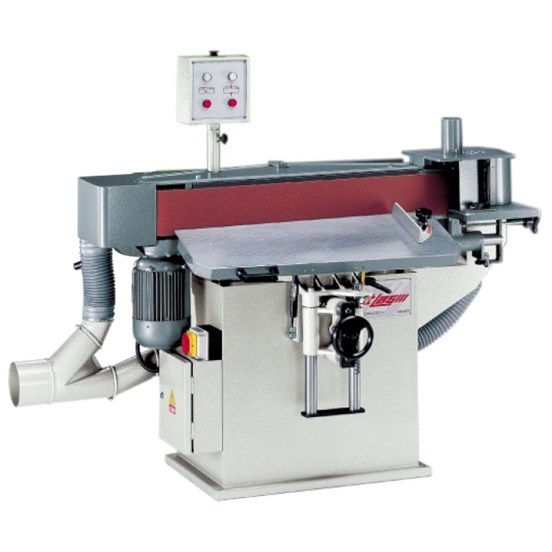 Masina de slefuit lemnul cu 3 statii de procesare – LBK 150
