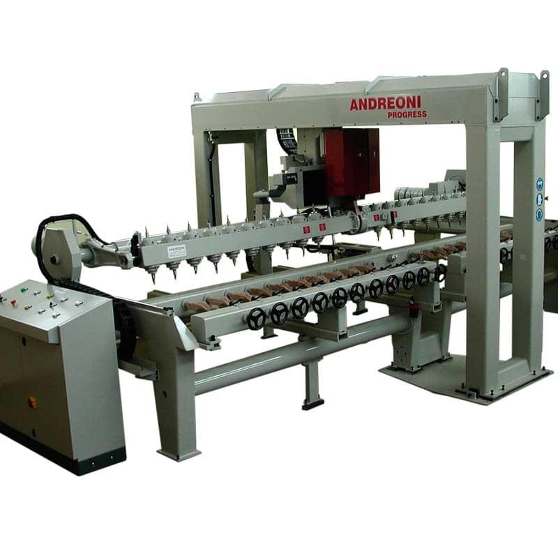 CNC sculptura lemn - Masina automata de sculptat – PROGRESS mecanic & pneumatic