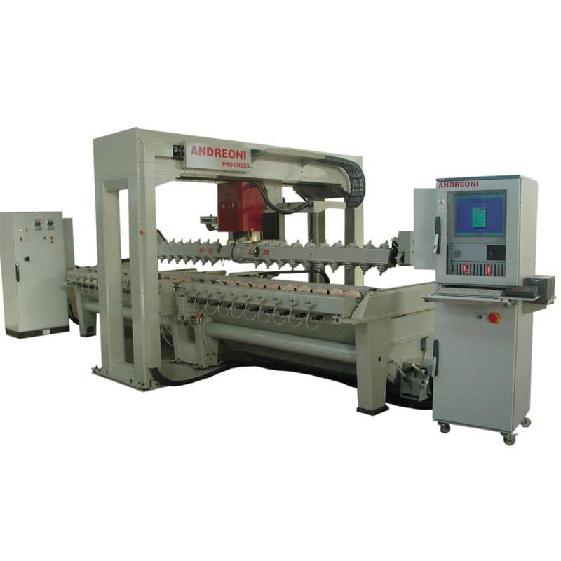 Masina automata de sculptat – PROGRESS mecanic & pneumatic