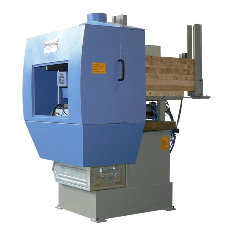 Masina automata de produs barcute de lemn HFA 4